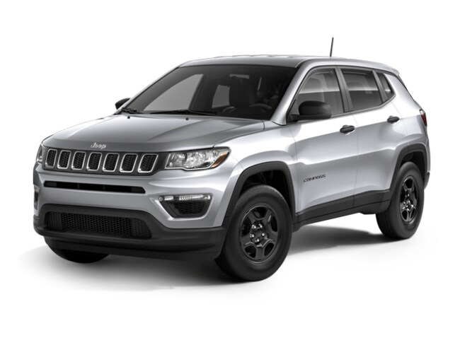 New 2017 Jeep Compass Sport Fwd For Sale Holbrook Az