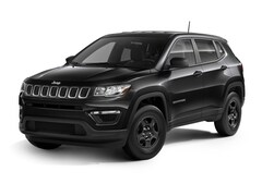 New 2017 Jeep Compass SPORT FWD Sport Utility Boise