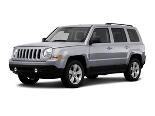New 2017 Jeep Patriot High Altitude SUV Irving, TX