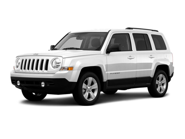 2017 Jeep Patriot HIGH ALTITUDE FWD Sport Utility