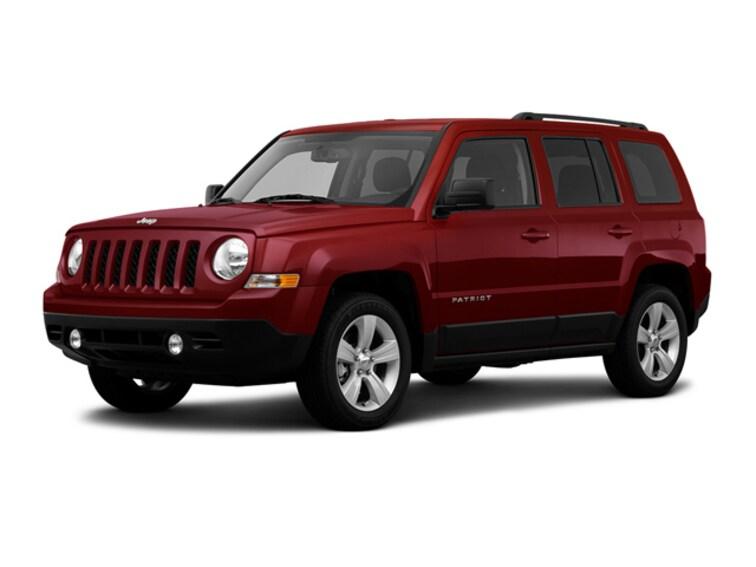 Lithia Jeep Reno >> Used 2017 Jeep Patriot Latitude 4x4 In Reno Nv