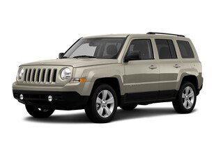 2017 Jeep Patriot Sport 4x4 SUV
