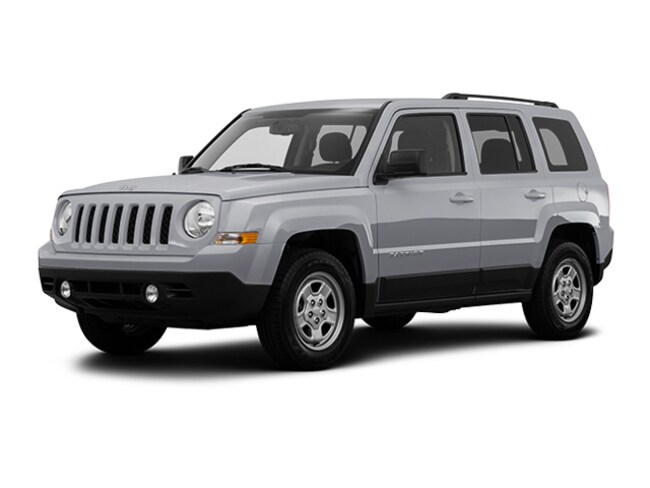 2017 Jeep Patriot Sport Sport FWD