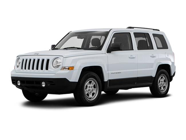 Used 2017 Jeep Patriot Sport FWD For Sale   La Mesa CA