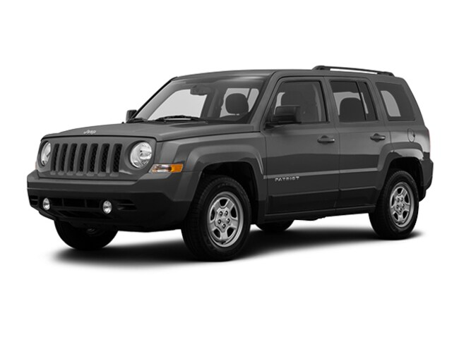 Used 2017 Jeep Patriot Sport FWD SUV Tucson