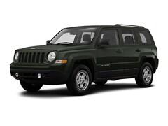 2017 Jeep Patriot 75th Anniversary Edition SUV
