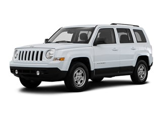Jeep Patriot specs and information
