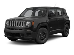 New 2017 Jeep Renegade Sport FWD SUV in Fairfield