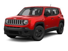 New 2017 Jeep Renegade SPORT 4X2 Sport Utility ZACCJAAB6HPG20034 for sale in Hammond, LA at Community Motors