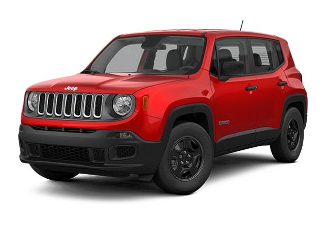 2017 Jeep Renegade SPORT 4X2 Sport Utility