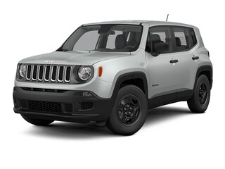 New 2017 Jeep Renegade Sport FWD SUV Front-wheel Drive Tucson