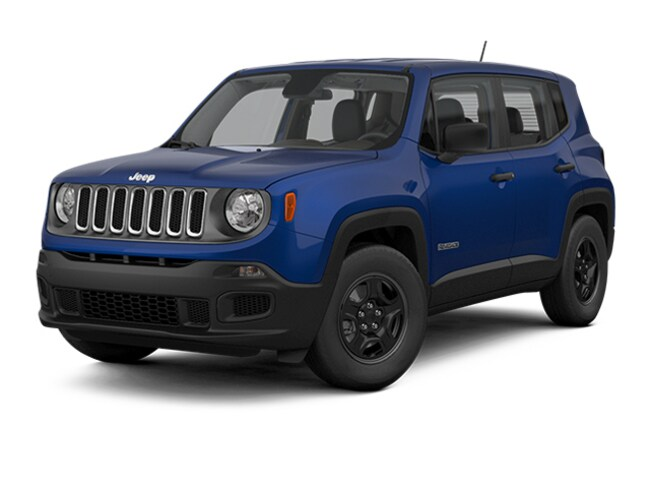 Used 2017 Jeep Renegade Sport FWD SUV for sale in Avondale, AZ
