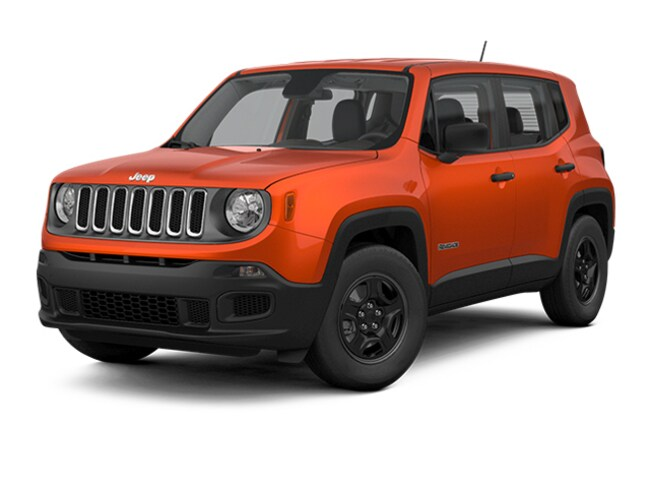 New 2017 Jeep Renegade SPORT 4X2 Sport Utility For Sale/Lease Beeville, TX