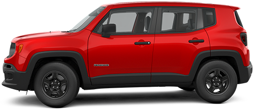 2017 Jeep Renegade SUV Sport FWD