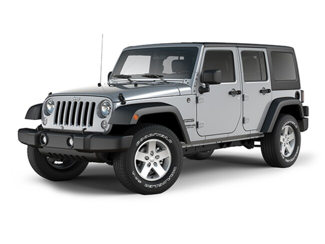 New 2017 Jeep Wrangler Unlimited Sport 4x4 SUV For Sale Clarksburg, West Virginia