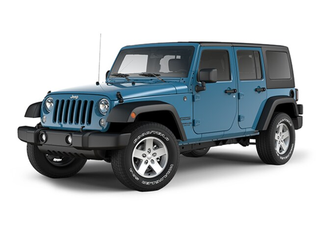2017 Jeep Wrangler Unlimited Freedom Edition SUV