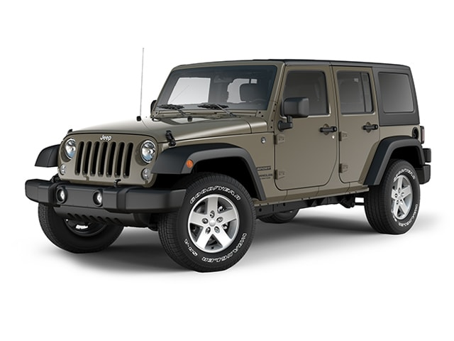 2017 Jeep Wrangler Unlimited SUV Greenville, NC