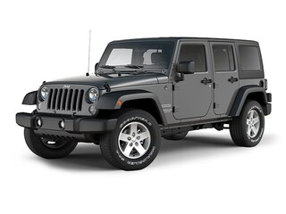 New 2017 Jeep Wrangler Unlimited Sport SUV for sale in Cortland, NY