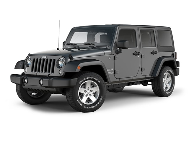 2017 Jeep Wrangler Unlimited Suv Taylor