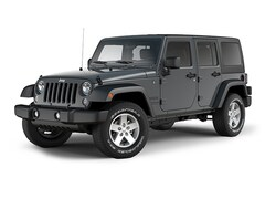 Used 2017 Jeep Wrangler JK Unlimited Sport 4x4 SUV for sale near you in Surprise, AZ