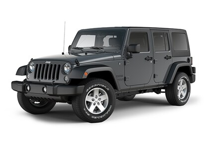 Used 2017 Jeep Wrangler Unlimited Sport For Sale In Saugerties Ny