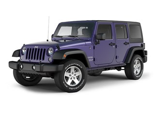 2017 Jeep Wrangler Unlimited SUV Xtreme Purple Pearlcoat