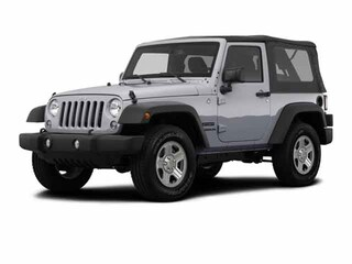 New 2017 Jeep Wrangler Sport SUV Irving, TX