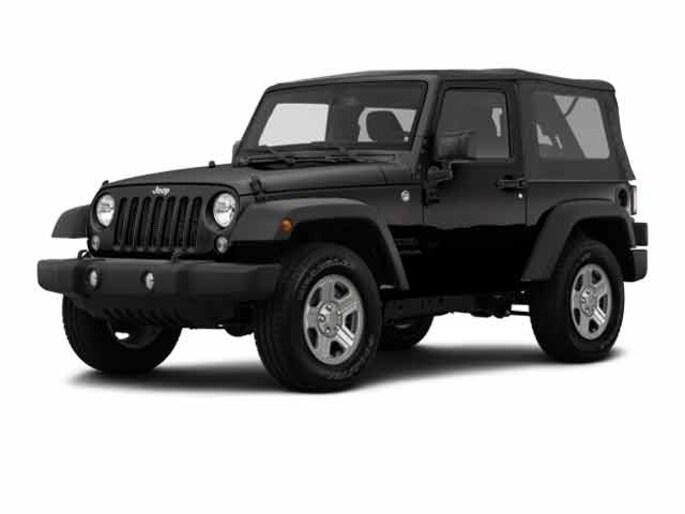 2017 Jeep Wrangler JK WILLYS WHEELER W 4X4 Sport Utility