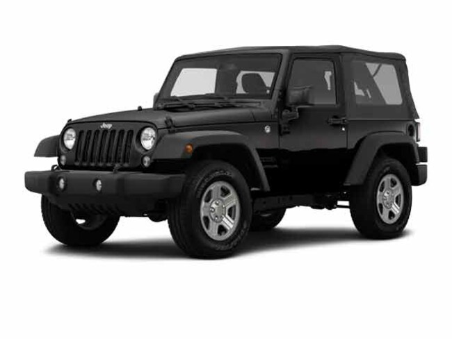 New 2017 Jeep Wrangler Sport 4x4 SUV Long Island
