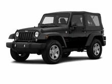 2017 Jeep Wrangler Sport Sport 4x4