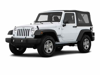 New 2017 Jeep Wrangler Sport 4x4 SUV in Danvers near Boston