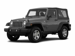 New Chrysler Dodge Jeep RAM for sale 2017 Jeep Wrangler Sport 4x4 SUV in Wisconsin Rapids, WI