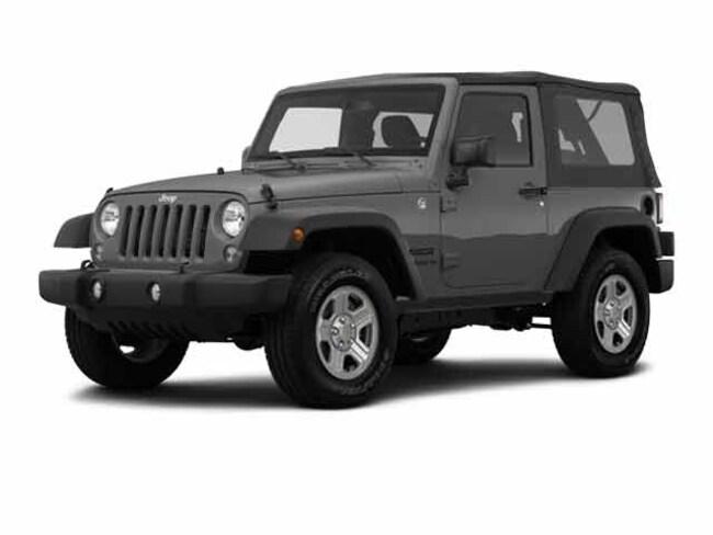 New 2017 Jeep Wrangler Sport 4x4 SUV J86027 Woodhaven, MI