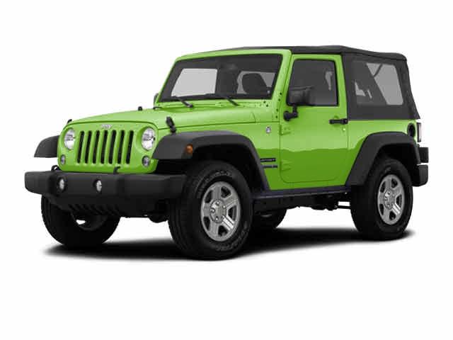 2017 Jeep Wrangler JK SPORT S 4X4 Sport Utility