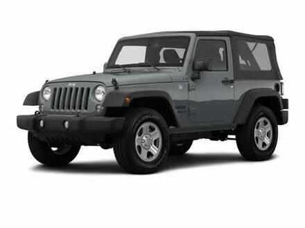 2017 Jeep Wrangler Sport 4x4 SUV