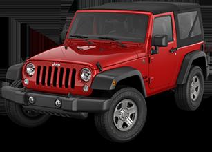 2017 Jeep Wrangler JK SUV