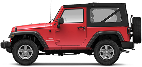 Jeep Wrangler Suv Willoughby