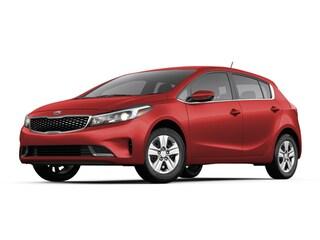 New 2017 Kia Forte LX Hatchback for sale in Vallejo, CA at Momentum Kia