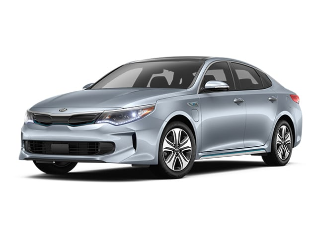 2017 Kia Optima Plug-In Hybrid Sedan