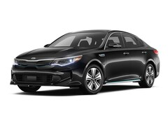 2017 Kia Optima Plug-In Hybrid EX Sedan