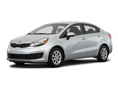 2017 Kia Rio LX Manual Sedan