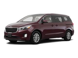 New 2017 Kia Sedona SX Minivan/Van KNDMC5C18H6326762 Shrewsbury,MA