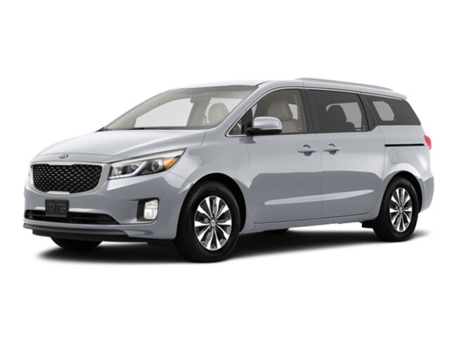 New 2017 Kia Sedona SX Van Passenger Van in Woodbridge