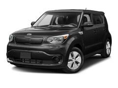 2017 Kia Soul EV Base Hatchback