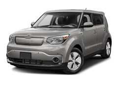 2017 Kia Soul EV Base Hatchback