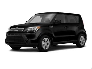 2017 Kia Soul Base Hatchback