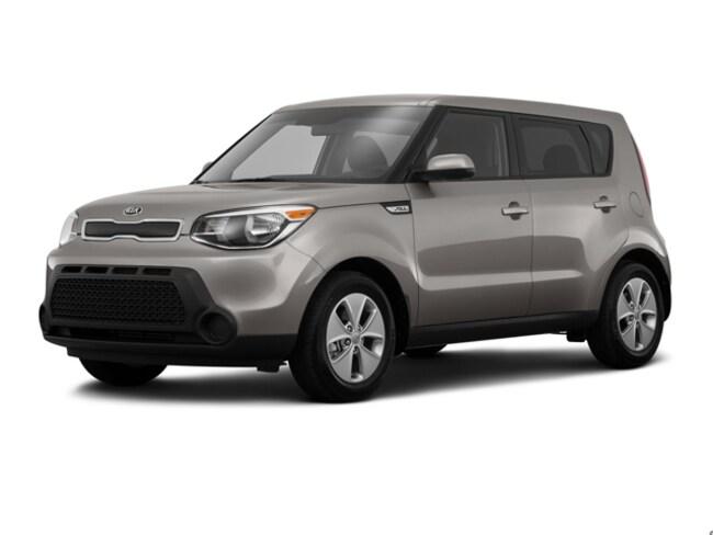 Used 2017 Kia Soul Hatchback For Sale in Nashua, NH