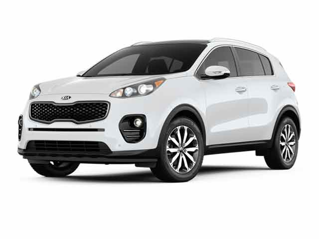 Featured Pre-Owned 2017 Kia Sportage EX SUV for sale near you in Harrisburg, PA