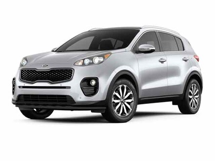 Used 2017 Kia Sportage EX SUV for sale in Altoona, PA