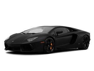 2017 Lamborghini Aventador Coupe